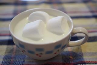 ミルク&マシュマロ