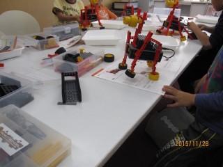 ロボット教室2