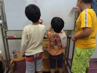 ロボット教室_遊び1