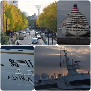 横浜大さん橋で撮影会(弥生台カメラ講座)3
