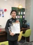 パソルーム戸塚教室カレンダー受賞