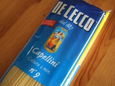 ディ・チェコのカッペリーニ